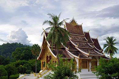 THE CULTURAL TRACES OF LAOS