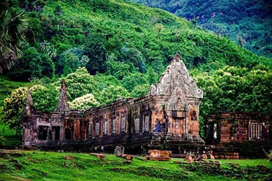 THE TREASURES OF INDOCHINA - LAOS