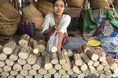 THE SWEETNESS OF MYANMAR