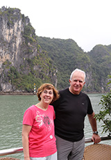FROM THE SUMMIT OF INDOCHINA TO HALONG BAY / OCT. 2019